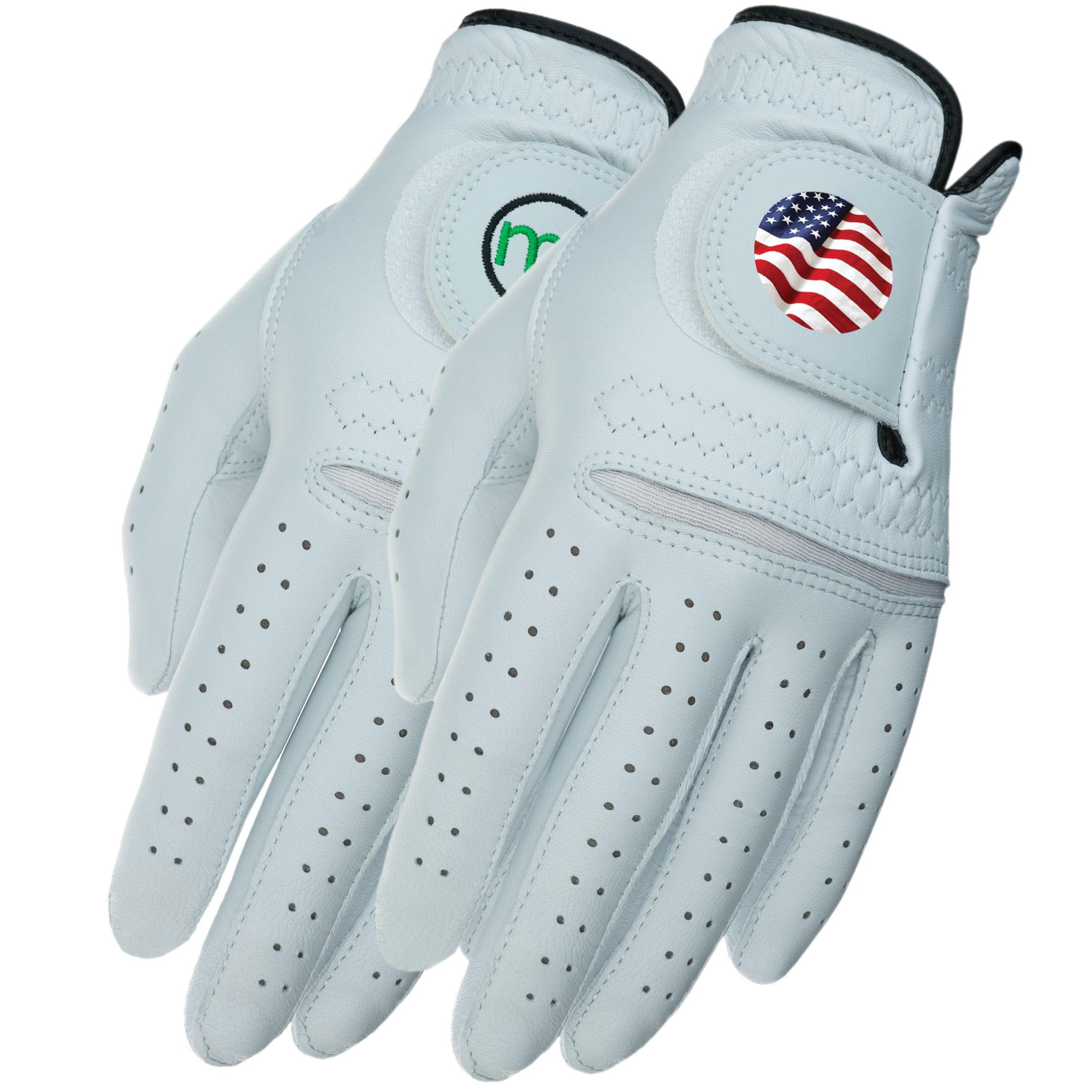 Short Gloves White in Display Pack