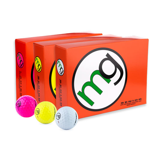 MG Senior Golf Ball